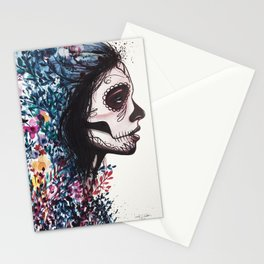 Twisted Up Stationery Cards