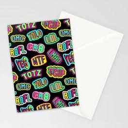 Patch pattern #2 Stationery Cards