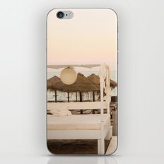 Atardecer iPhone & iPod Skin
