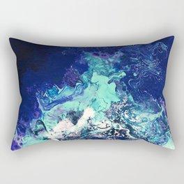 Gatria - Abstract Costellation Painting Rectangular Pillow