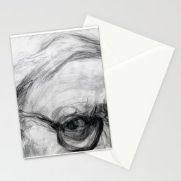 The Man With the Look - the Detail I Stationery Cards