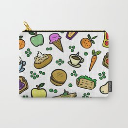 Food #2 Carry-All Pouch