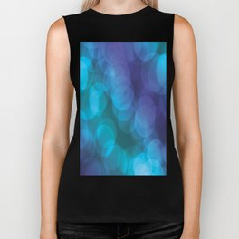 abstract background Biker Tank