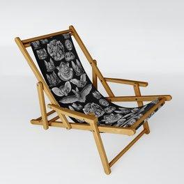 1904 Haeckel Chiroptera Sling Chair