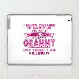 Super Cool GRAMMY is Killing It! Laptop & iPad Skin