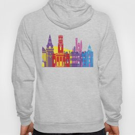 Aberdeen skyline pop Hoody
