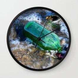Rushing Bottle: Take 1 Wall Clock