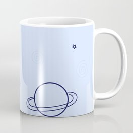Simple space pattern Coffee Mug