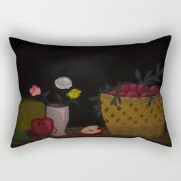 Not So Still Life #1 Rectangular Pillow