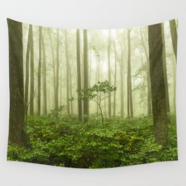 Dreaming of Appalachia - Nature Photography Digital Landscape Wall Tapestry