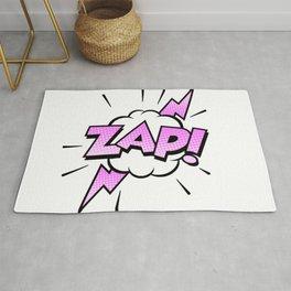 Zap Typography! Rug