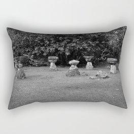 Valley of the Latte- Guam Rectangular Pillow