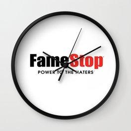 Famestop Wall Clock