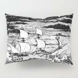 Galleon (line) Pillow Sham