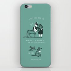 Horsies iPhone & iPod Skin