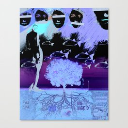 Untitled Tree Canvas Print