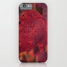 Fall Drops II  Slim Case iPhone 6s