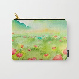 Spring Scenery #4 Carry-All Pouch
