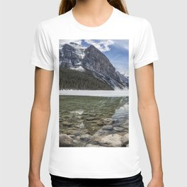 Lake Louise, Mid May, Mid Day T-shirt