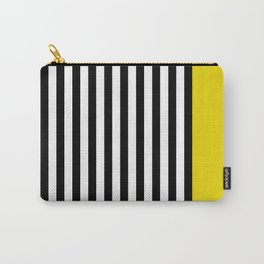Liquorice allsorts, yellow Carry-All Pouch