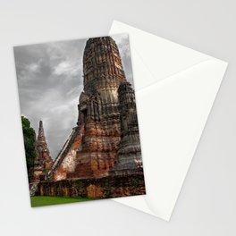 Wat Chaiwatthanaram Stationery Cards