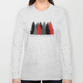 Pacific Wonderland Long Sleeve T-shirt