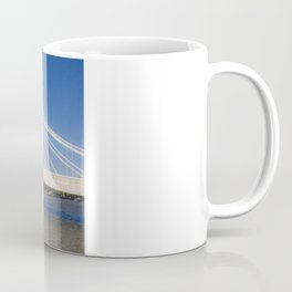 Albert Bridge on the Thames in London (3) Coffee Mug