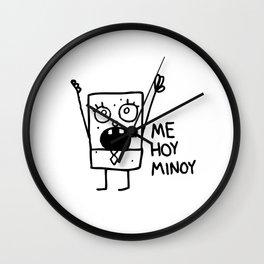 Spongebob Doodlebob Wall Clock