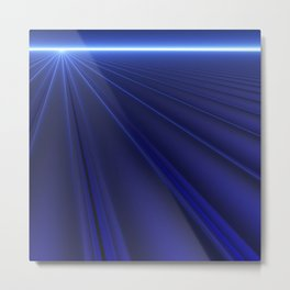 The Soothing Night Metal Print
