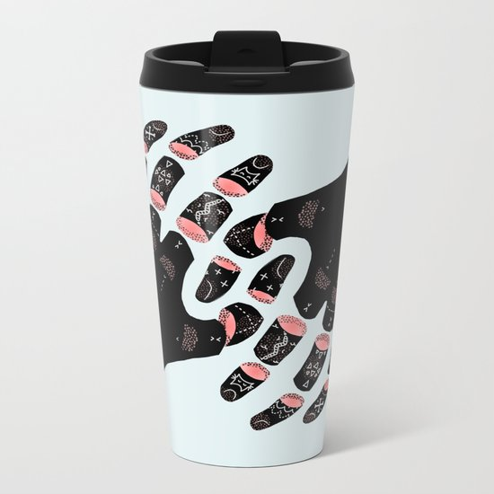 Extend Metal Travel Mug