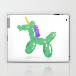 Balloonicorn - Green Laptop & iPad Skin