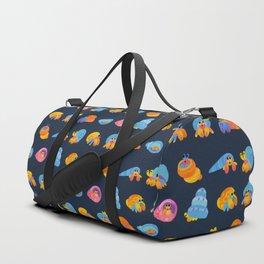 Hermit Crab Duffle Bag