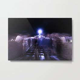 Ghostly 2 Metal Print