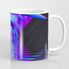 3d planet Coffee Mug