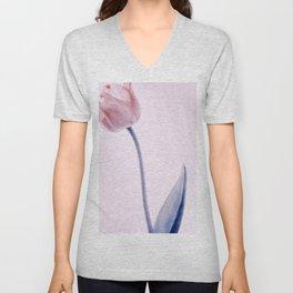 tulip series Unisex V-Neck
