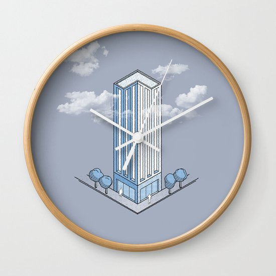 Architecture - You're Doing it Wrong Wall Clock