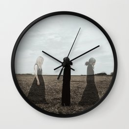 You can not escape from getting older.. Wall Clock