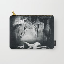 Mujer en cueva Carry-All Pouch