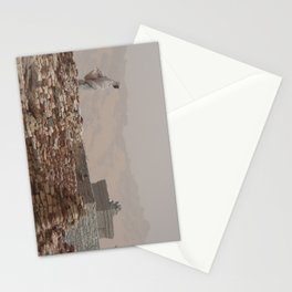 woman in Tichit Stationery Cards
