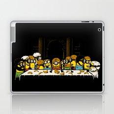 The last meal Laptop & iPad Skin