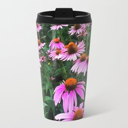 Coneflower Travel Mug