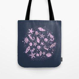 Mermaid Vibes… Tote Bag