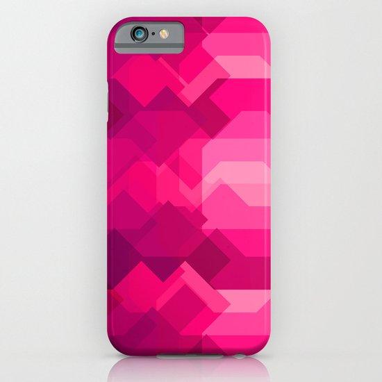 Gemstone - Ruby iPhone & iPod Case
