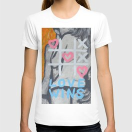 Nothing beats love...!!! T-shirt