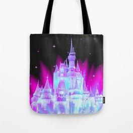 Enchanted Fairy Tale Castle Tote Bag