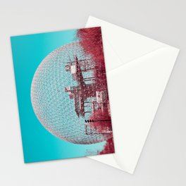 Surreal Montreal #6 Stationery Cards