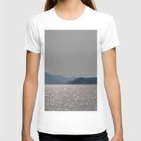 sailboat T-shirts featuring sailboat by Alyson Cornman Photography