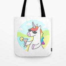 Unicorn Chill Tote Bag