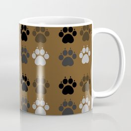 Dog - Paws Coffee Mug