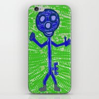 key iPhone & iPod Skins featuring Key by Huiskat